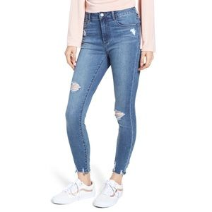 Articles of Society High Waisted Skinny Jeans
